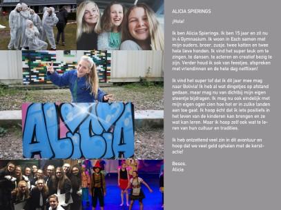 Voorstel pagina Alicia