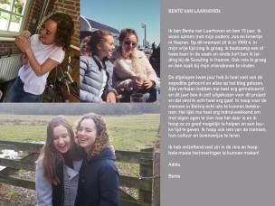Voorstel pagina Bente