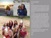 Voorstel pagina Gitte
