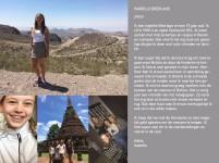 Voorstel pagina Isabelle