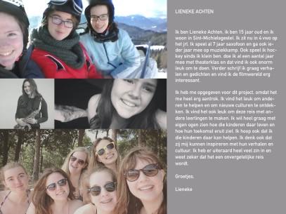 Voorstel pagina Lieneke