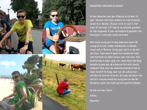 Voorstel pagina Maarten