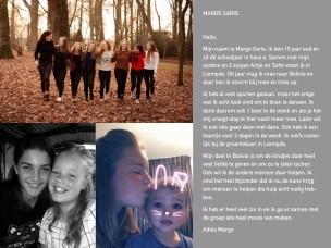 Voorstel pagina Margo